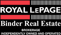 Royal LePage Binder Logo